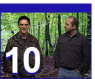 Phil and Ryan standing in the forest icon 10